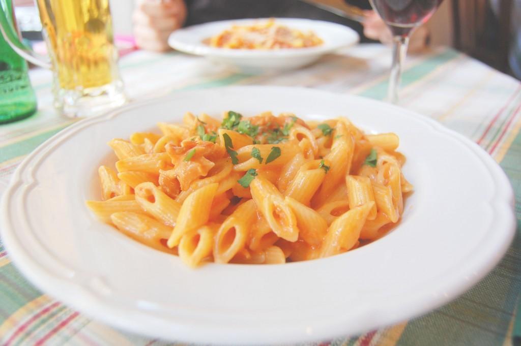 Uit eten in Rome: het lekkerste ijs en verse pasta's