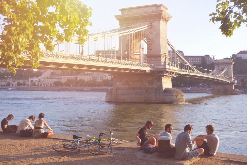 10 x doen in Boedapest: over badhuizen, de Gellértberg & gebakjes