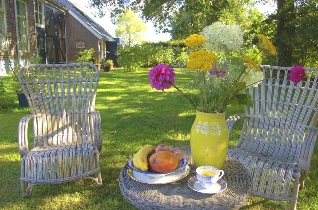 Bijzonder overnachten in Drenthe: op een vakantieboerderij