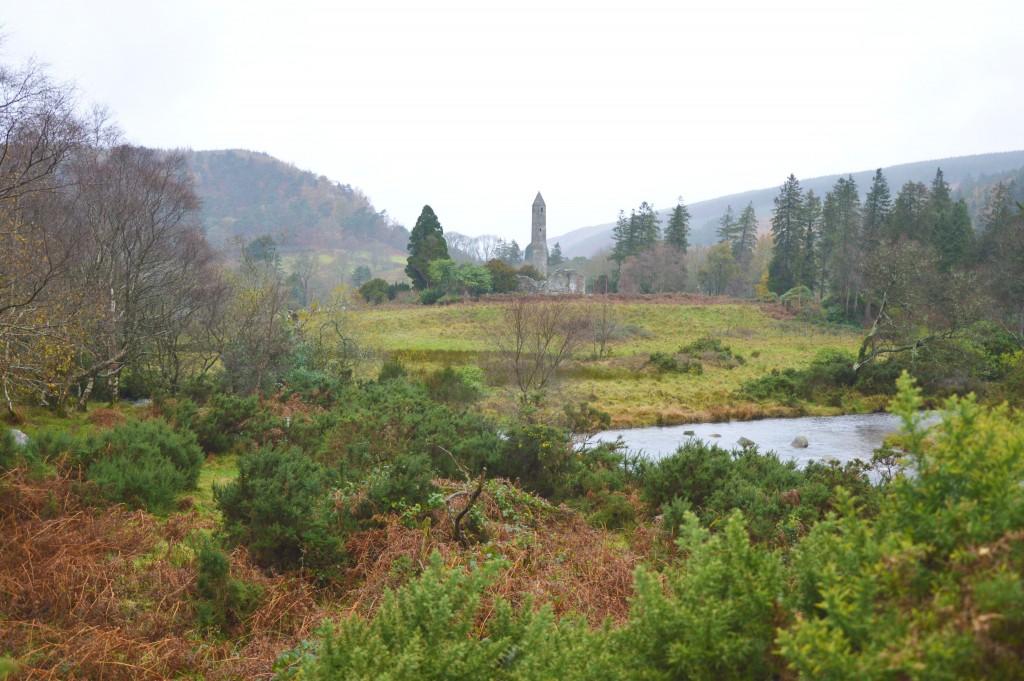 De achtertuin Ierland: van Dublin naar wicklow mountains