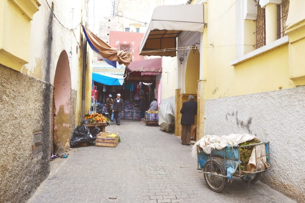 Meknes-Marokko