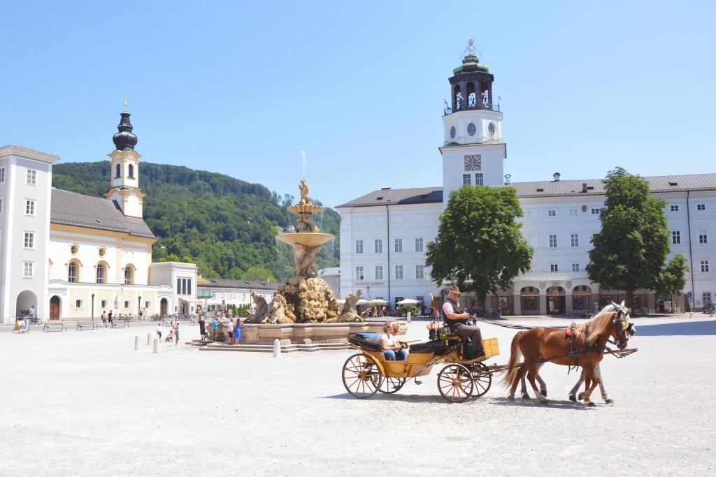 Wat te doen in Salzburg? De leukste tips voor een stedentrip