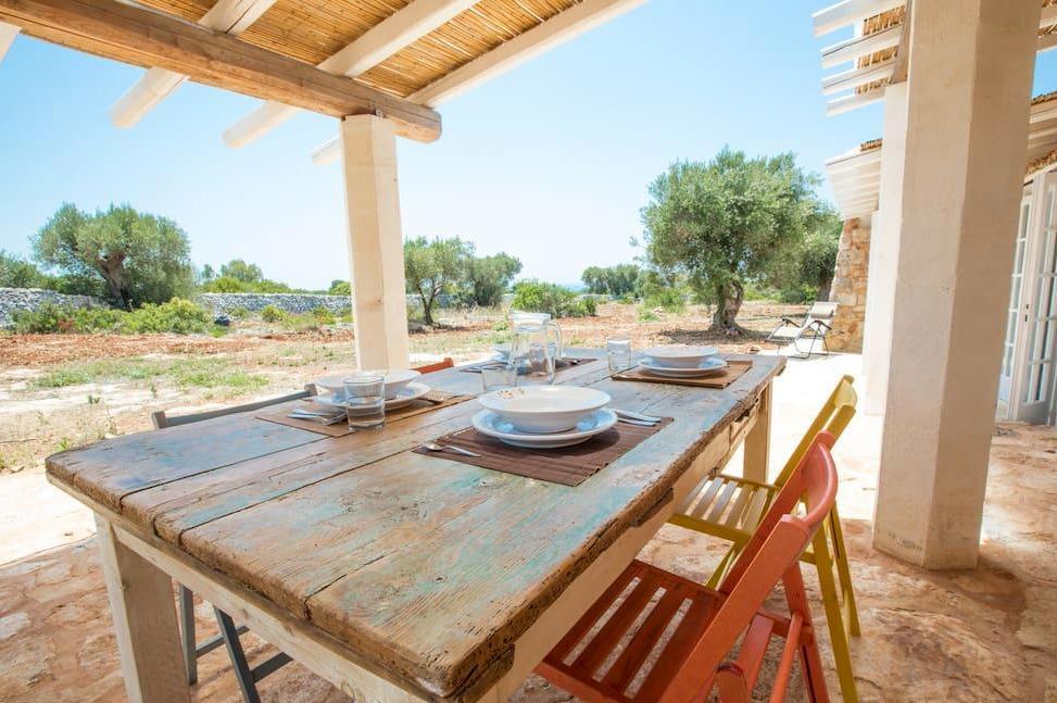 Puglia-accommodatie