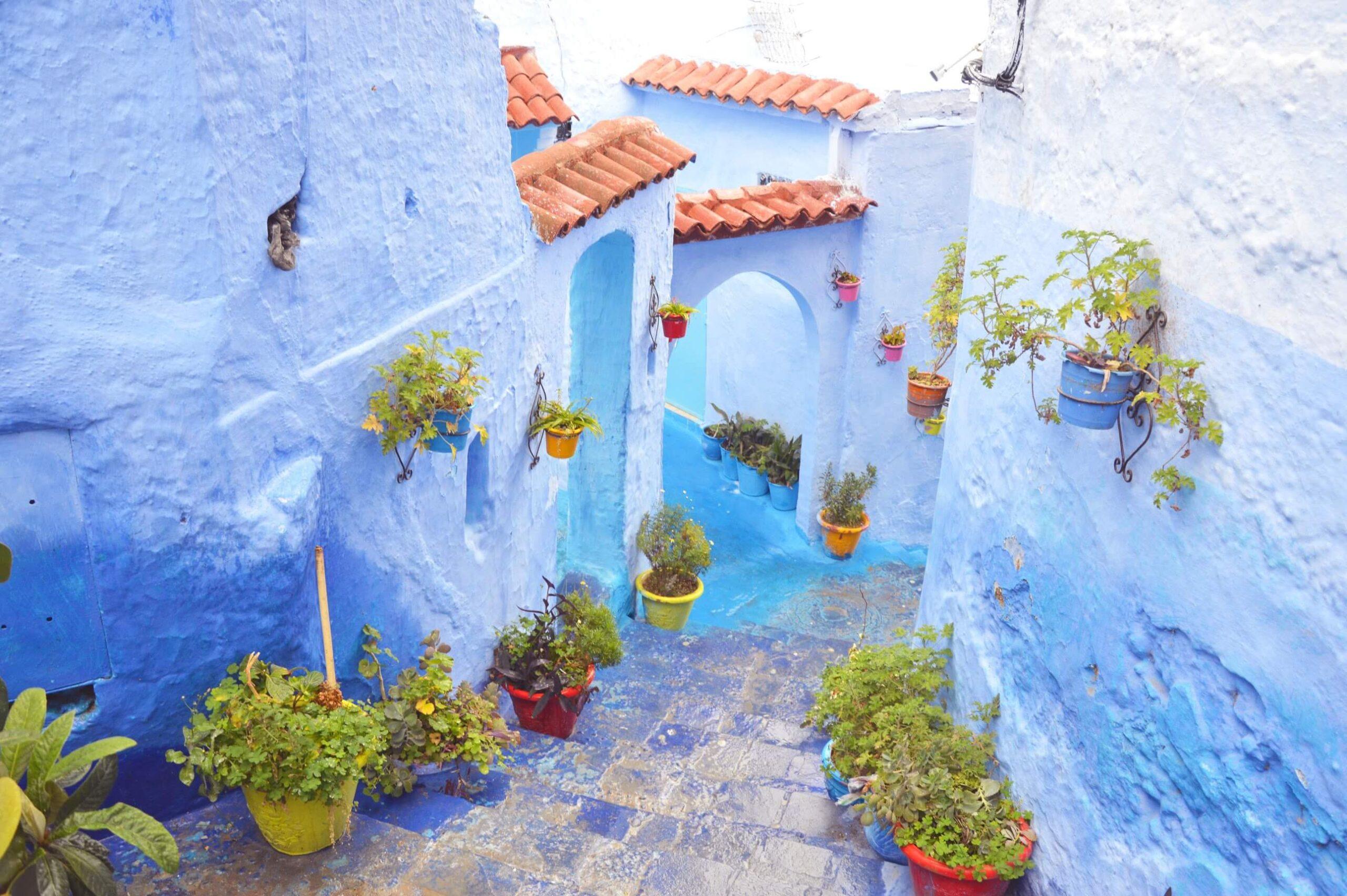 Chefchaouen-Marokko
