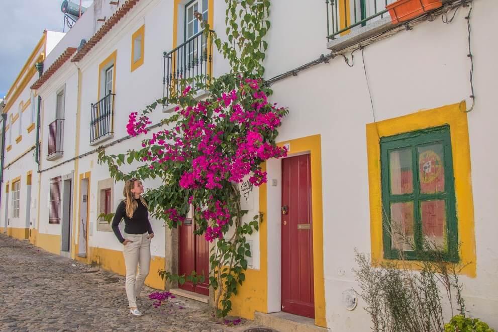 Evora-Portugal