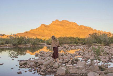 Bijzonder overnachten bij Lodge Hara Oasis in Marokko
