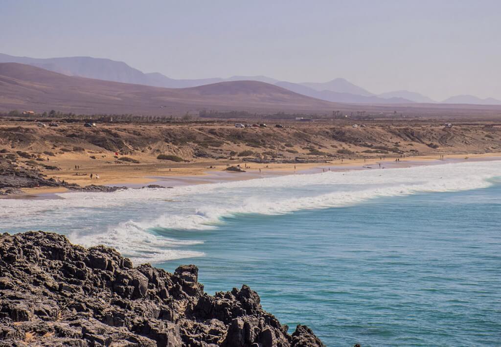 Fuerteventura-stranden