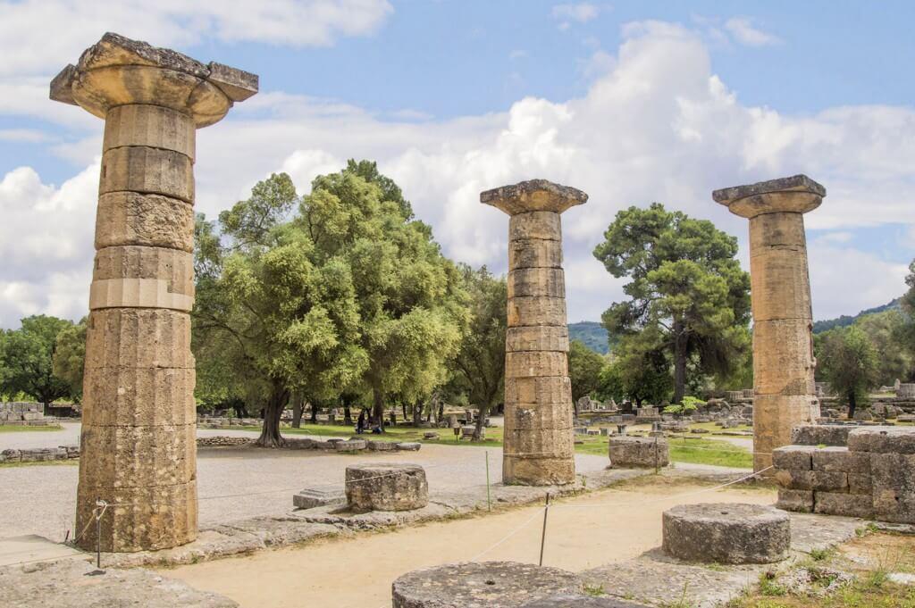 Olympia-Griekenland