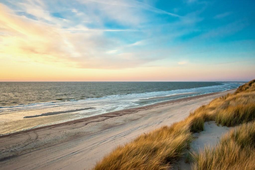 Strandhäuser Wijk aan Zee I - Übernachtung am Meer